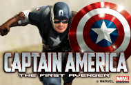 Игровой автомат Капитан Америка – Первый Мститель