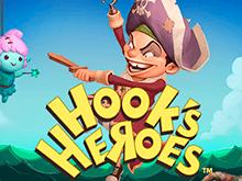 Герои Крюка в казино онлайн