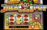 Игровой аппарат Jackpot 6000